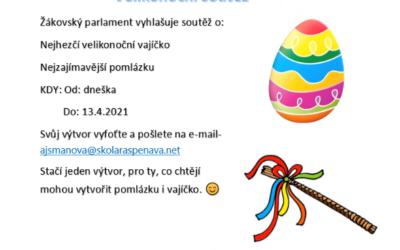 Velikonoční soutěž